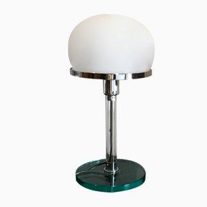 Bauhaus Modell Valentino Tischlampe von Metalarte