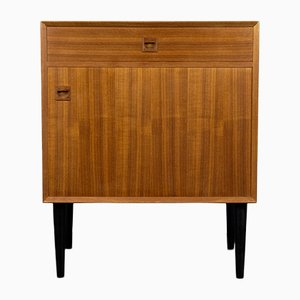 Danish Teak Sideboard with One Drawer from Brouer Møbelfabrik, 1960s