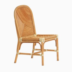 Rattan Chairs, Set of 4