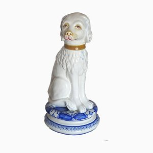 Perro de cerámica