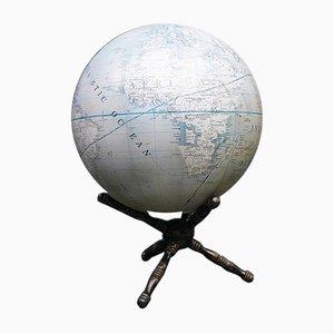 Vintage Globe with Globe Holder, Set of 2