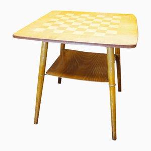 Table Basse ou d'Échecs Vintage, 1960s