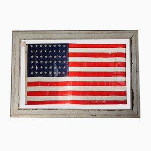 Amerikanische Vintage Flagge