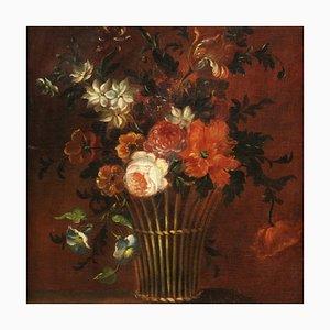 Vase with Flowers, 18th-Century
