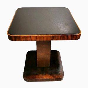 Art Deco Coffee Table in Walnut