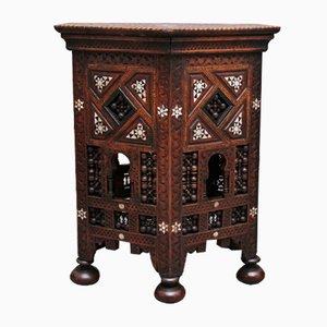19th-Century Moorish Occasional Table