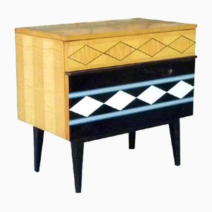 German Cabinet with Drawers, 1960s