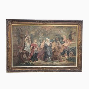 Copy of Painting on Canvas by Rubens