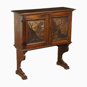 Cabinet with Antique Parts