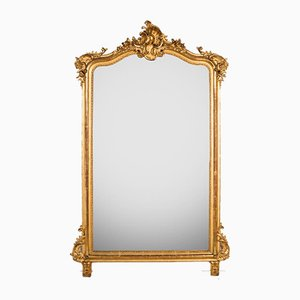 Large Rococo Style Mirror