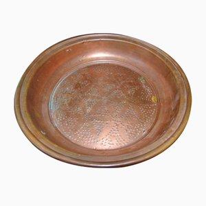 Vintage Copper Strainer or Colander, 1950s or 1960s