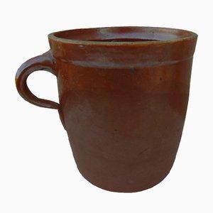 Pot Vintage en Argile de FNK Bochnia, 1940s ou 1950s