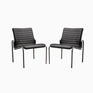 Modell 703 Stühle von Kho Liang Ie für Stabin, 1968, 2er Set