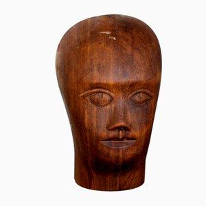 Milliner's Head Model