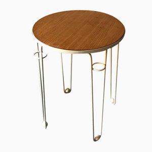 Piedestal Tisch von Jeans Royere, 1950er
