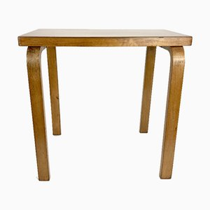 Finnish Side Table by Alvar Aalto for Finmar, 1930s
