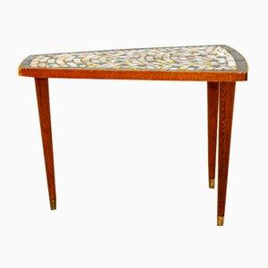 Schwedischer Keramik Tisch, 1950er