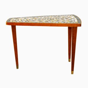 Swedish Ceramic Table, 1950