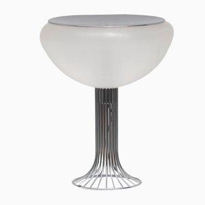Moana Tischlampe von Luigi Massoni für Guzzini, 1960er