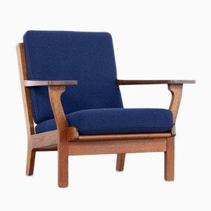 GE-320 Sessel von Hans J. Wegner für Getama, Dänemark, 1956