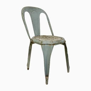Vintage Industrial Bistro Chair from Fibrocit