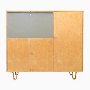 Model Cb01 Birch Series Cabinet by Cees Braakman for Pastoe