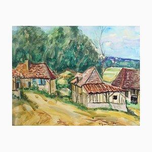 The Farm in Normandie von Pierre Gaillardot, 1970er