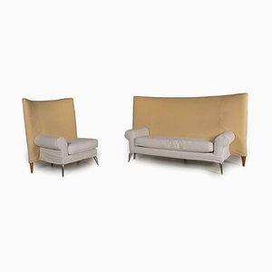 Sofa Set aus Royalton Sofa von Philippe Starck für Driade, 2er Set