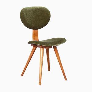 Chaise Vintage en Genévrier Vert de Pastoe