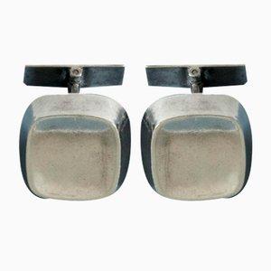 Gemelli in argento di Sigurd Persson, set di 2