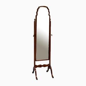 Miroir Cheval en Noyer