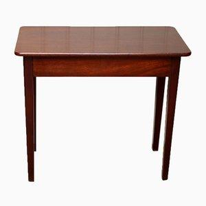 Mid-19th Century Low Mahogany Table