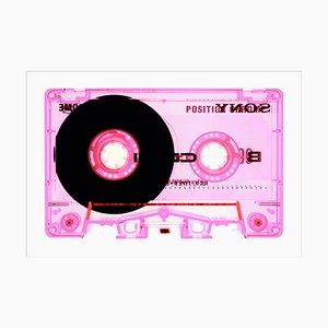 Tape Collection, Typ II Pink, Zeitgenössische Pop Art Farbfotografie, 2021