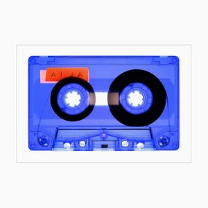 Tape Collection, Aila Blue, Contemporary Pop Art Color Photography, 2021