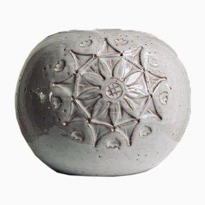 Kugelförmige Sevilla Vase von Aldo Londi für Bitossi