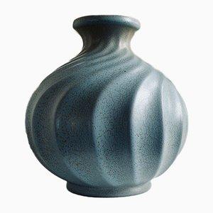 Runde Vase von Ewald Dahlskog, 1930er