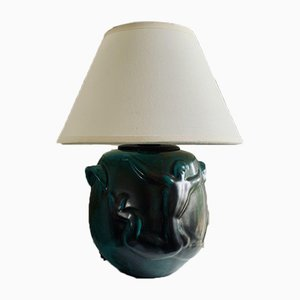 Table Lamp by Einar Luterkort, 1930s