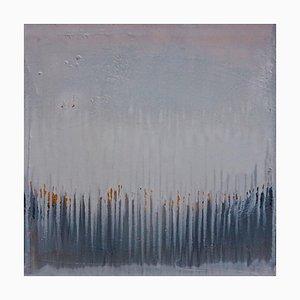 Paul Lorenz, Absence with Black and Valley, Abstrakte Zeitgenössische Amerikanische Kunst, 2007