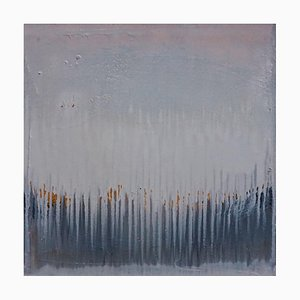 Paul Lorenz, Absence with Black and Valley, American Abstract Contemporary Art, 2007