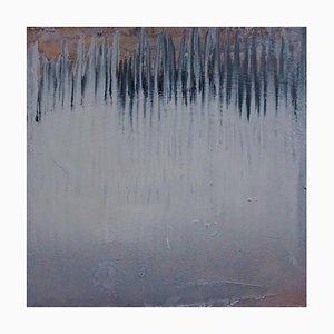 Paul Lorenz, Absenz mit Schwarzem & Fortress, Abstrakte Zeitgenössische Amerikanische Kunst, 2007