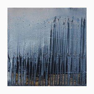 Paul Lorenz, Absence with Black and Capture, Abstrakte Zeitgenössische Amerikanische Kunst, 2007