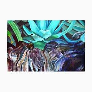 Cactus 11, Greek Contemporary Artwork by Peny Manavi, 2020
