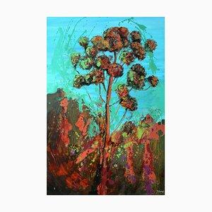 Cactus 16, Greek Contemporary Artwork by Peny Manavi, 2020