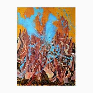 Cactus 14, Greek Contemporary Artwork by Peny Manavi, 2020