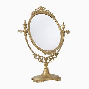 Specchio da toeletta antico