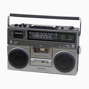 Radio Enregistreur Stéréo de Universum, 1980s