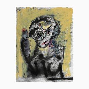 Zwy Milshtein, Untitled (37), 1987