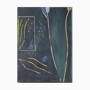 Serge Plagnol Untitled (P19e), 2020