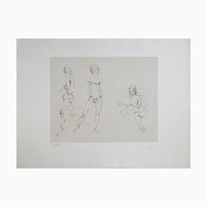 Leonor Fini Untitled (160), 1976