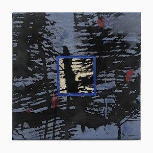 Ye Xing-Qian Lotus Fond Bleu, 2020